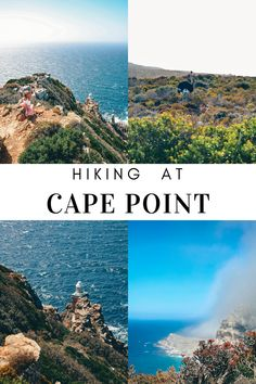 Cape Point is the perfect day trip if you ever visit Cape Town. The rugged shoreline and fynbos will ensure for a great time with nature. there are multiple hiking trails at Cape Point, but two must do trails is the lightkeepers trail and the Cape of Good Hope trail. Visit my blog for more info. Hiking Guide, Hiking Trails, Africa Travel, Stunning View, Cape Town, Day Trip, South Africa, African, Nature