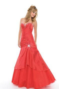 Precious Formals Dress P46598 at Peaches Boutique
