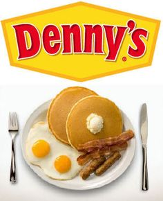 Denny's Pancake Recipe  These are the best pancakes I have ever made!