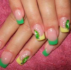 unghii cu gel cu verde - Yahoo Image Search Results