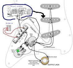 images of fender stratocaster pickup wiring diagram wire diagram Stratocaster Wiring Modifications and jeff baxter strat wiring diagram google search at Strat Bridge Tone Control Wiring Diagram