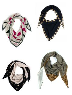 scarves...
