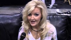 Singing News TV- NQC 2012- Michaela and Shelly Brown Talk Food And More @stagetothestove