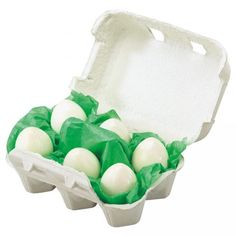 Half Dozen Eggs, We have these and they are fantastic! They go great with the Hape mixer, my boys have the best time pretending with these and I love the quality and size as they fit their hands perfectly :) #oompatoys, #hape