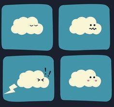 cloud farts....!