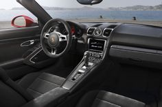 Porsche Boxster/Cayman GTS: Neue Topmodelle für Roadster und Coupé (Bildergalerie, Bild 9) - sport auto