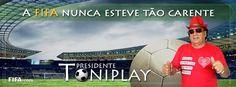 PRESIDENTE SOCIEDADE ESPORTIVA GUAXUPÉ - MG: presidente FIFA