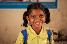 Today, more than 75,000 children in Asia are receiving education, nutritious food, medical care, and hope for their future through GFA's Bridge of Hope program. We praise God for how He is touching lives with His love, all across South Asia. Thank you for your partnership!