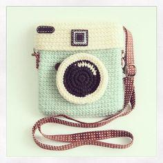 【海外】カメラ女子の皆さんへ : Crochet with Ricky
