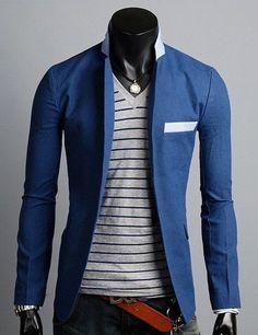 Brand New Men's Blazer Thin Linen Casual Suit Leisure Jacket Unisex Playsuit