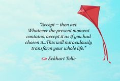 Eckhart Tolle is truly enlightened