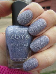 Concrete and Nail Polish: Zoya Nyx