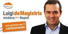 Il bluff di #DeMagistris #politica #napoli