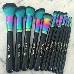Brushes, MakeUp, Tornasol
