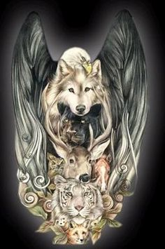 animals as spiritual beings | spirit guides power animals birds insects guidance totem animals ...