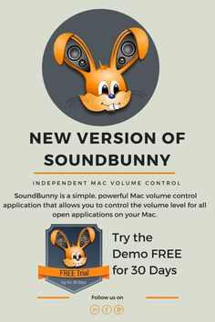 Today we have released the newest version of SoundBunny where we have improved the functionality of the sliders and how they operate on the newer versi. Mac Software, Macs, You Tried, Sliders, Video Games, Videogames, Video Game, Romper