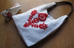 ThreadWritten Textiles - tote, clutch