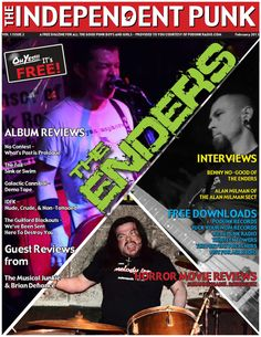 The Independent Punk February 2013 DIY DigiZine by punks for punks! Advertise for free with us! Music Journal, Punk Boy, Sink Or Swim, February, Interview, Advertising, Album, Boys, Free