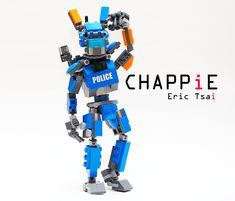 LEGO CHAPPiE | by The real Eric Tsai