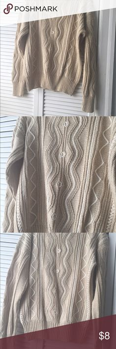 Together Men's Pullover Crew Neck Sweater Size S In very good condition Together Sweaters Crewneck