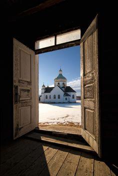 Knockin' on Heaven's Door. Ukraine.