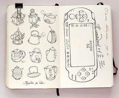 Art Journal...doodling