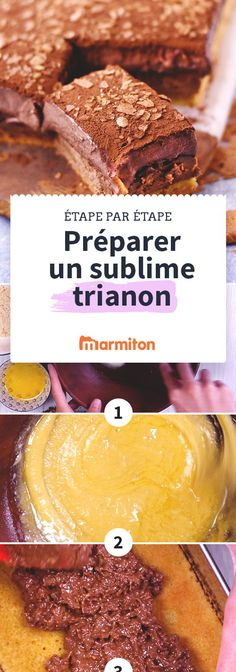The trianon or Royal Nadine , Le trianon ou royal nadine, Easy Cakes To Make, How To Make Cake, Build Kitchen Island Diy, Island Kitchen, Light Cakes, Something Sweet, Chocolate Desserts, Dog Food Recipes, Food Porn