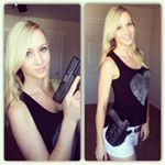 Thank you @spartanarmslv for my new H&K VP9! After tactical training last night, I decided I needed something more fun to play with!  #HK #VP9 #everydaygunday #girlswhoshoot #pewpew #gunday #earlybdaypresent #newgun #favgunstore