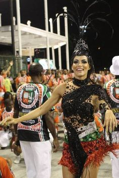 Carla Prata - Grande Rio