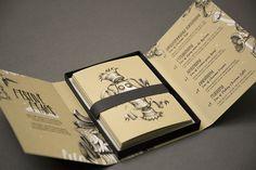 Creative Agency: Zavial Project Type: Self Promotion Location: Ilminster, Somerset, UK Packaging Materials: GF Smith Colourplan . Portfolio Design, Creative Portfolio, Portfolio Layout, Booklet Design, Brochure Design, Resume Design, Somerset, Graphic Design Magazine, Buch Design