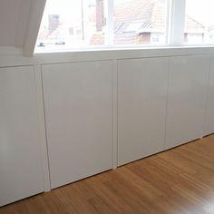 Attic Conversion, Loft Room, Attic Spaces, Storage Room, Dream Bedroom, Tiny House, Sweet Home, New Homes, Flooring