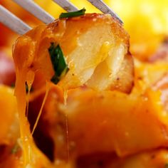Cheddar Ranch Potatoes Recipe by Tasty