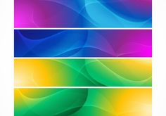 Bright Abstract Wave Banner Backgrounds Abstract Waves, Banner Vector, Photoshop Brushes, Art Images, Vector Art, Clip Art, Bright, Texture, Vectors