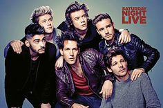 'SNL' at 40: Show's Photogs Dish on Shooting One Direction, Kanye West and More
