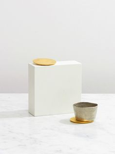 Sake to Utsuwa ROWSAAN Footed Coaster from Mr Kitly ($210.00 sold with sake cup). Styling – Nat Turnbull, Photo – Elise Wilken for The Design Files.