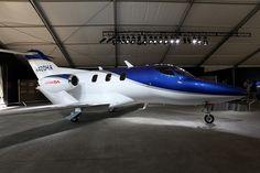 Honda Jet @ Airventure airshow in Oshkosh,WI