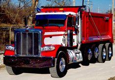 Heavy Duty Trucks, Big Rig Trucks, Tow Truck, Semi Trucks, Lifted Trucks, Peterbilt Dump Trucks, Peterbilt 389, Custom Big Rigs, Custom Trucks