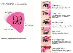 Liner Designer Pro Beauty Blender BB