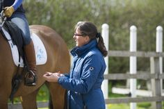 If your horse falls out through his shoulder during schooling, these tips may…