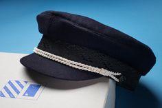 Sperry Top-Sider x Lars Küntzel Sailor Hat | Hypebeast