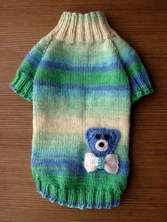 Sweater for dogs Clothes for small dogs on order Dress for