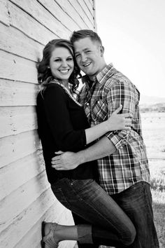 Can't believe these were taken almost two years ago. More in love with this man then I've ever been! These are some of my favorite engagement pictures!