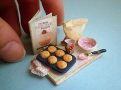 Cupcakes Preparation Board   by ~vesssper