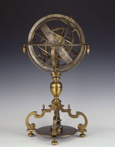 Armillary sphere - 1750