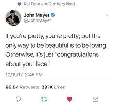 John Mayer for the win http://ift.tt/2yvdOfa