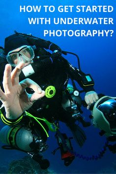 Are you interested in starting underwater photography? Read our tips to get started with the right equipment. Camera, lights, action!