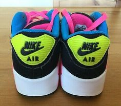 Air Max 90, Nike Air Max, Pink Nikes, Baby Shoes, Kids, Clothes, Fashion, Young Children, Outfits
