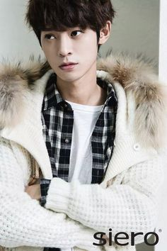 141117 - Jung joon young for Siero