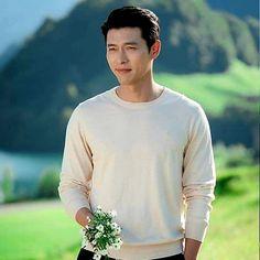 Crash Landing On You-KDrama_id-Subtitle Hyun Bin, Drama Korea, Korean Drama, Asian Actors, Korean Actors, Shu Qi, Playful Kiss, Soul Songs, Portia De Rossi