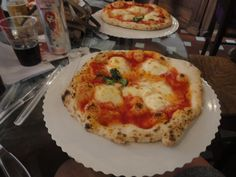 Margarita! Gusta Pizza , Florence, Italy